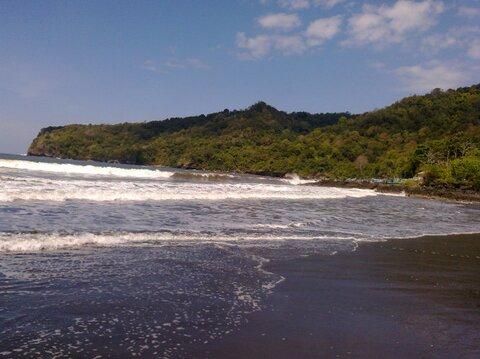 Pantai Grajagan Banyuwangi Beritau Net Kab