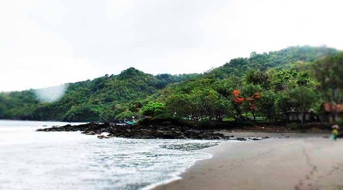 Pantai Grajagan Banyuwangi Eksotis Natural Kab