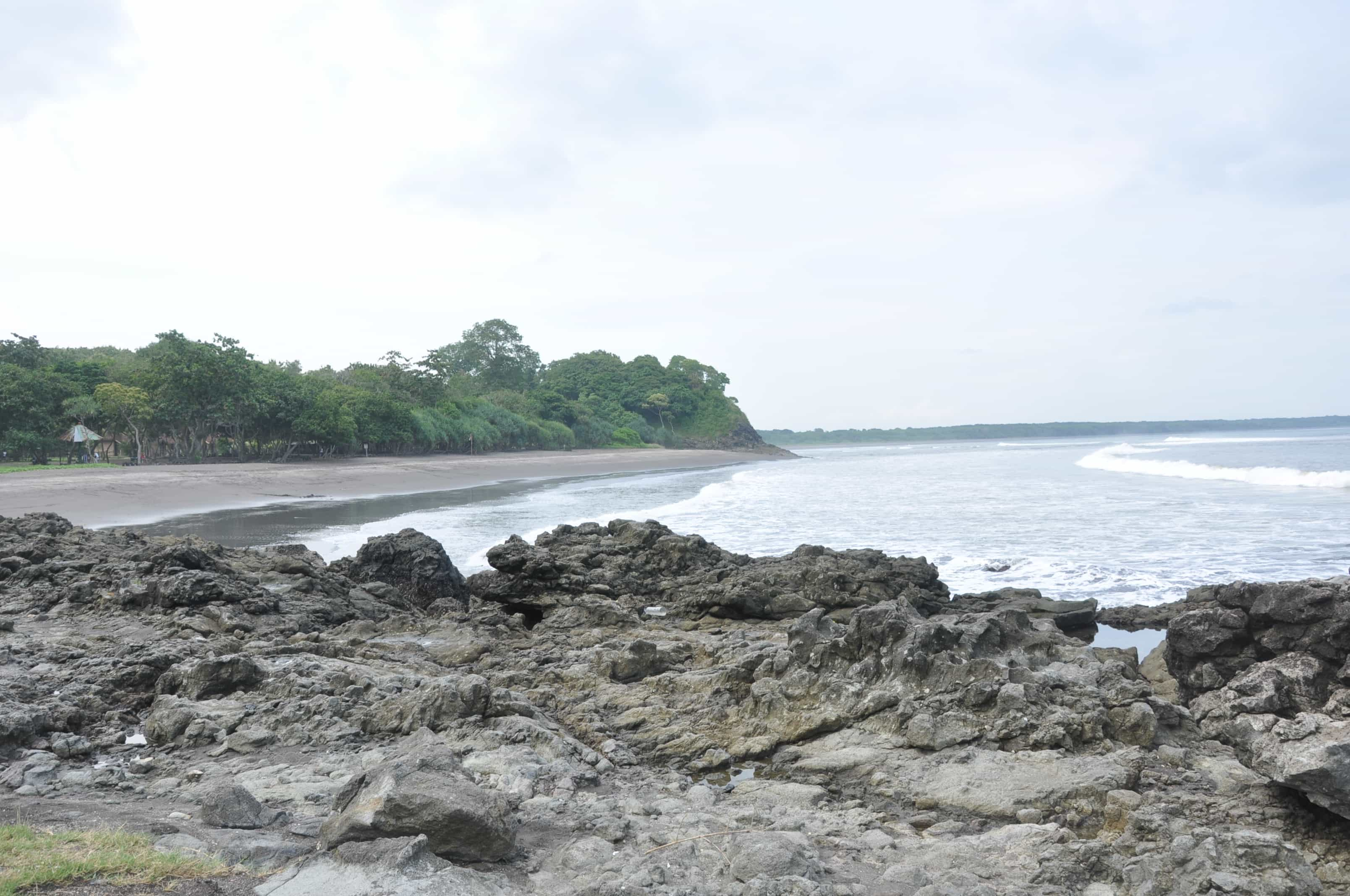 Pantai Grajagan Banyuwangi Menjajikan Keindahan Alam Ulinulin Jawa Timur Kab