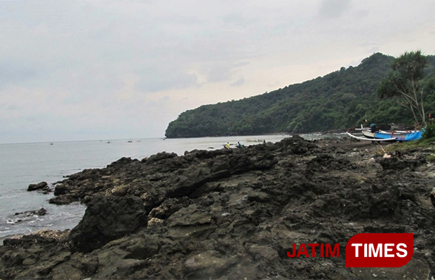 Wana Wisata Pantai Grajagan Sepi Pengunjung Jatim Times Grajakan Diwilayah