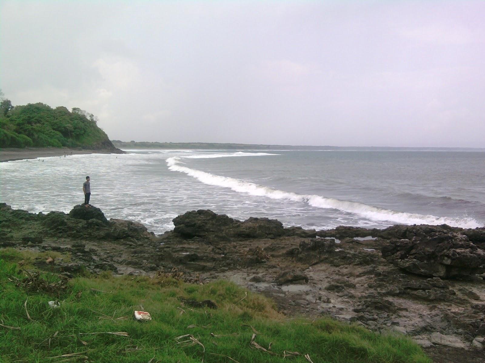 Wisata Indonesia Keindahan Alam Pantai Grajagan Banyuwangi Waktu Bisa Memancing