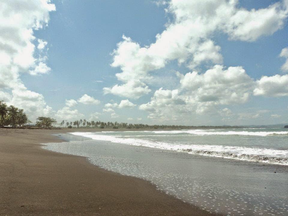 Keindahan Pantai Lampon Pesanggaran Banyuwangi Bagus Kab