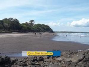 Objek Wisata Pantai Grajagan Banyuwangi Indonesia Plengkung Blimbingsari Lampon Pulau