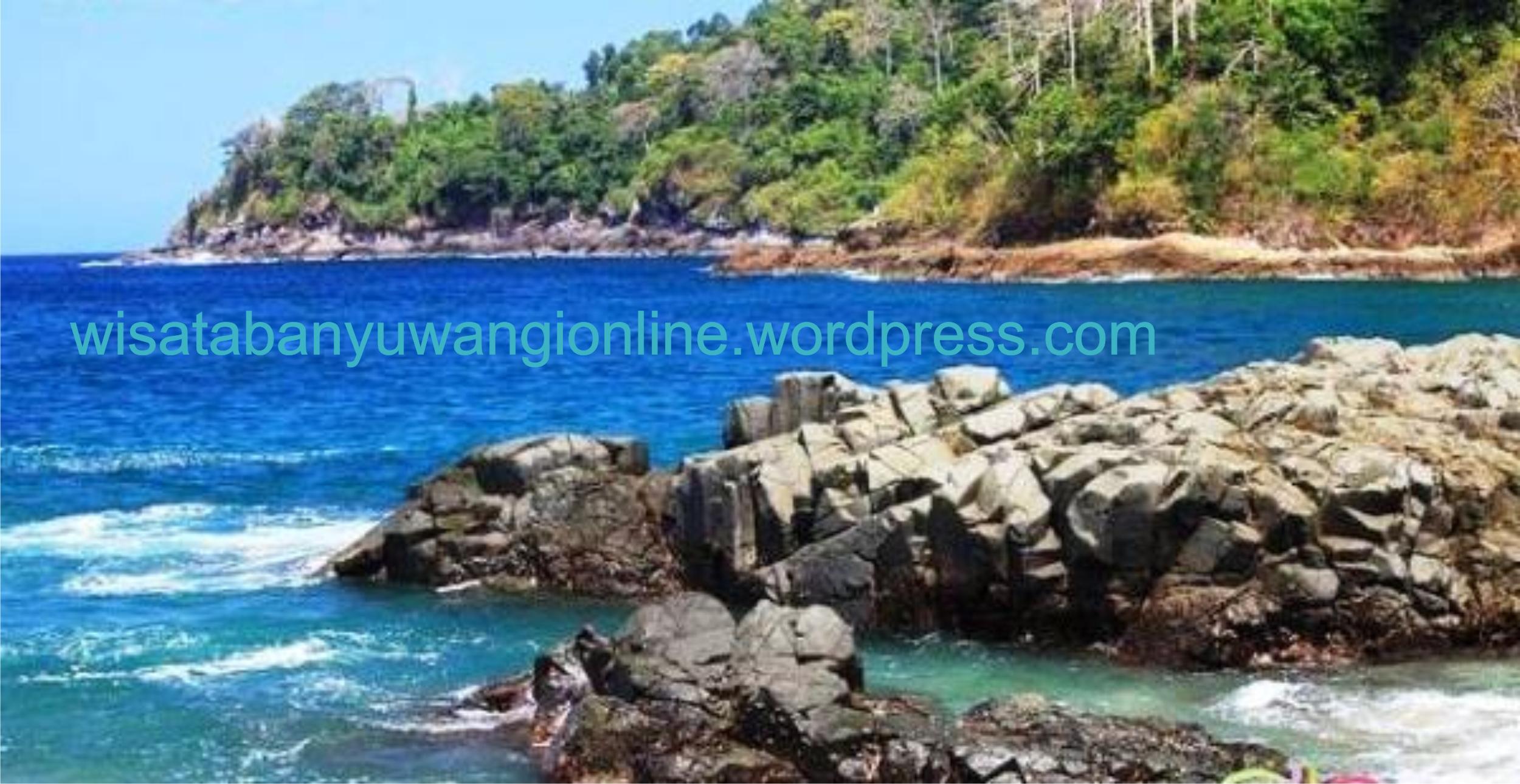 Wisata Alam Banyuwangi Wisatabanyuwangionline Pantai Rajek Wesi Lampon Kab