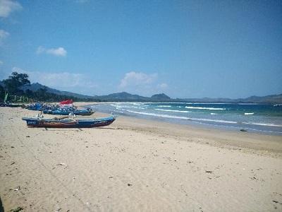 10 Gambar Pantai Mustika Banyuwangi Calon Primadona Jawa Timur Dikenal