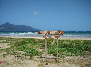 Keindahan Wisata Pantai Mustika Banyuwangi Kab
