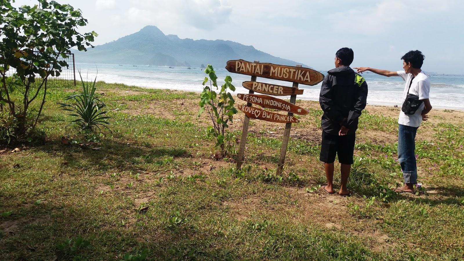 Pantai Mustika Banyuwangi Haya Zone Pancer Pesanggrahan Kab