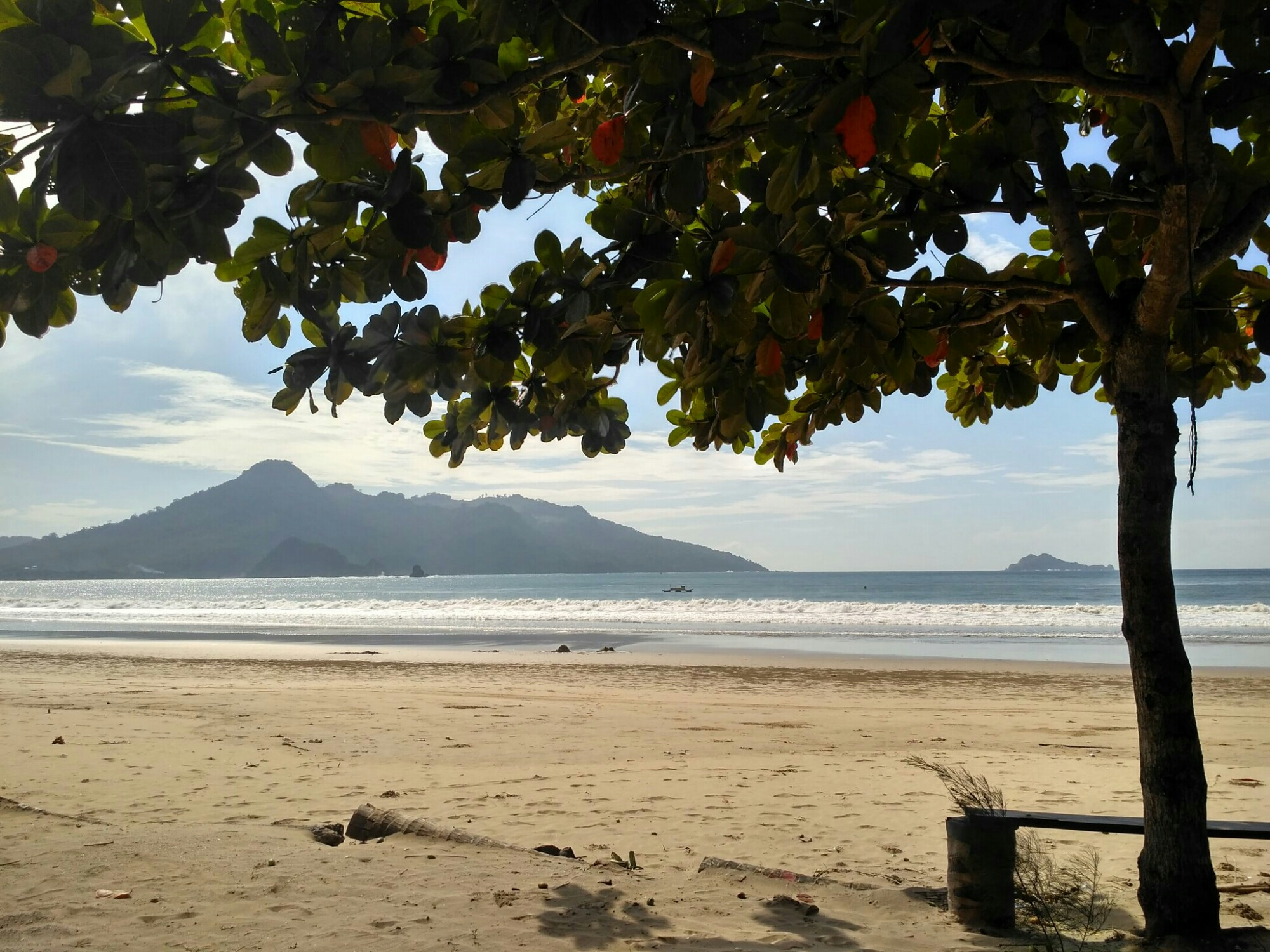 Pantai Mustika Pancer Pesanggaran Banyuwangi Semakin Bersinar Terletak Dusun Sumberagung