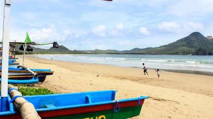 Pantai Mustika Tak Terlalu Populer Destinasi Simpah Keksotisan Terumbu Karang