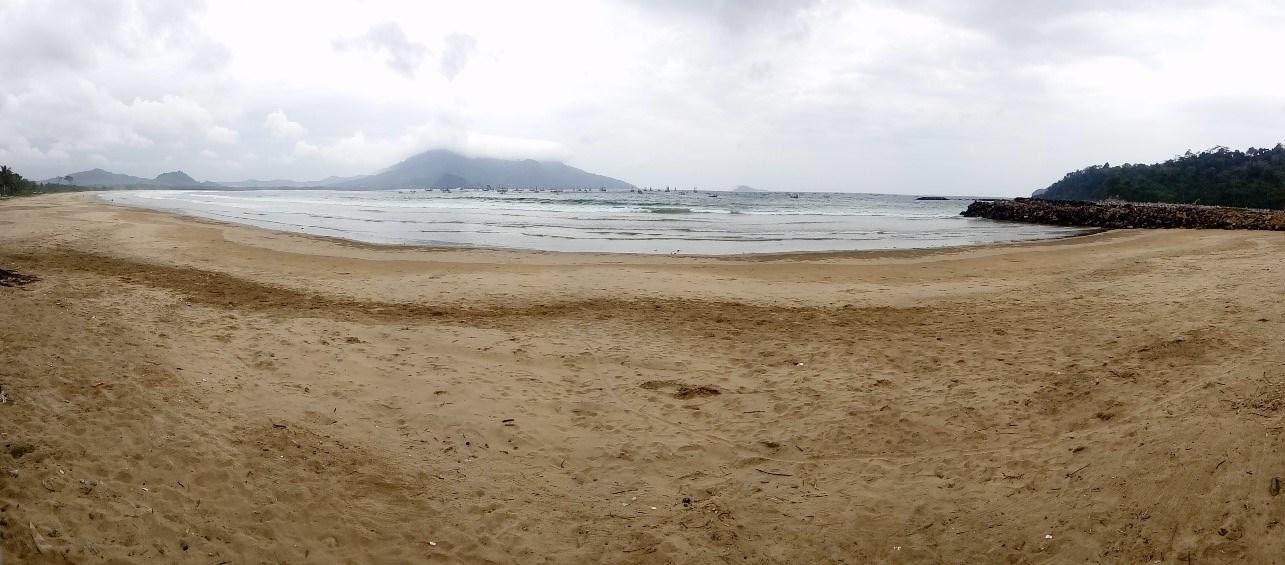 Pantai Romantis Banyuwangi Akhir Pekan Manis Mustika Kab