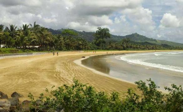 Pesona Keindahan Pantai Mustika Pancer Banyuwangi Daftar Tempat Bingun Lokasi
