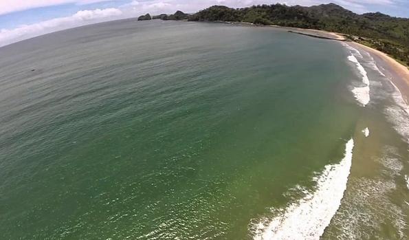 Pesona Keindahan Pantai Mustika Pancer Banyuwangi Daftar Tempat Kab