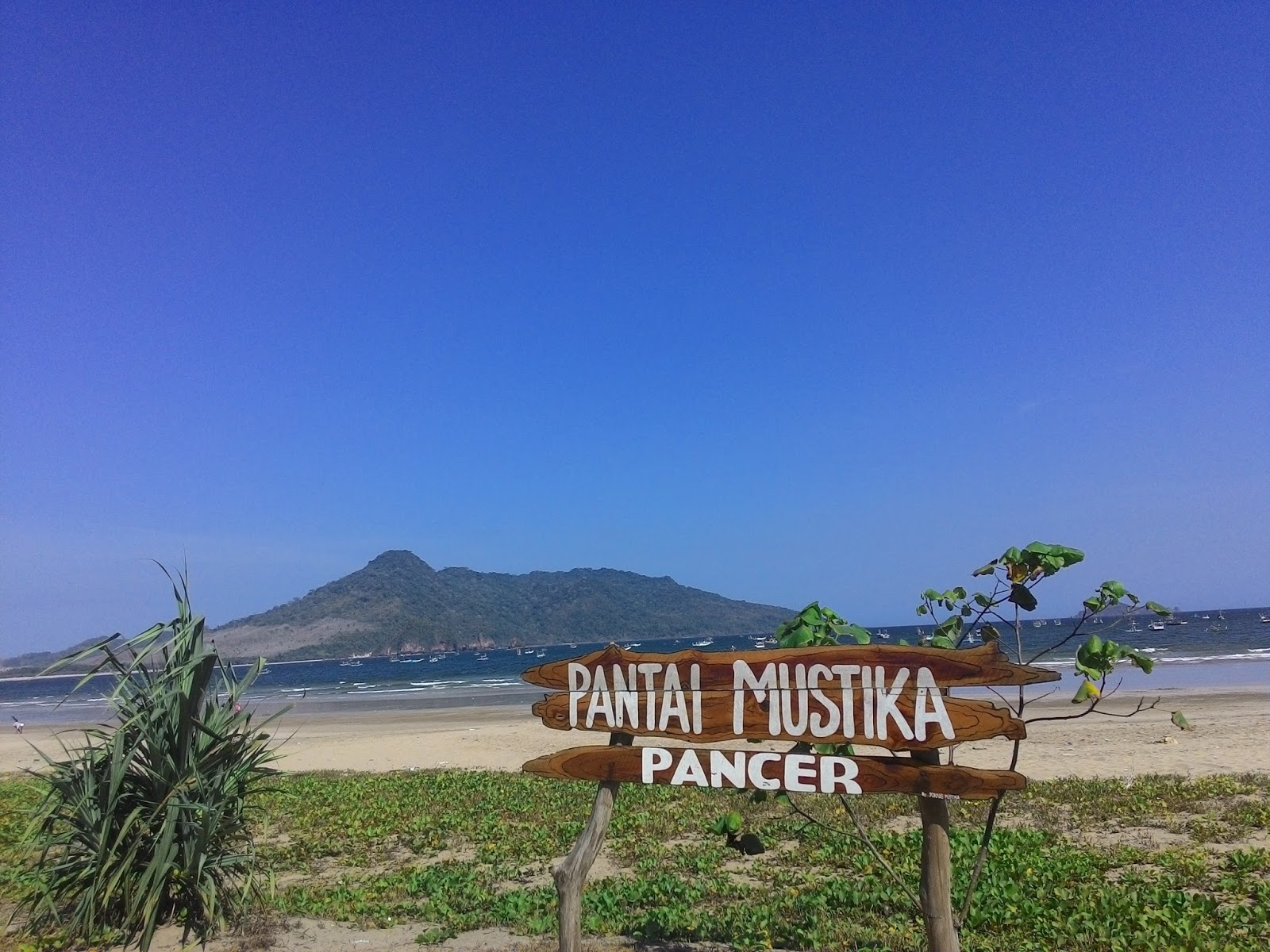 Wisata Banyuwangi Pantai Mustika Pancer Goophiee Selamat Pagi Pembaca Mengajak