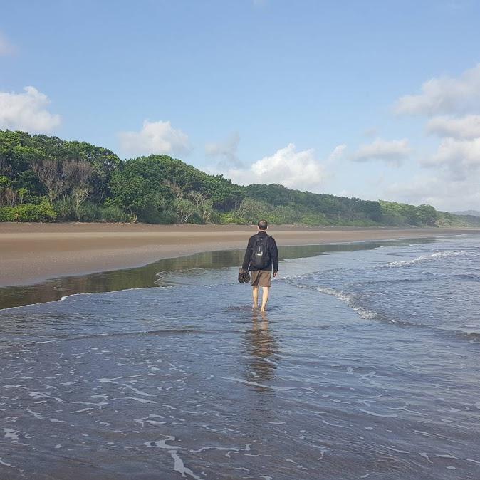 Ngagelan Pesona Pantai Penangkaran Penyu Banyuwangi Pesisir Top Kab