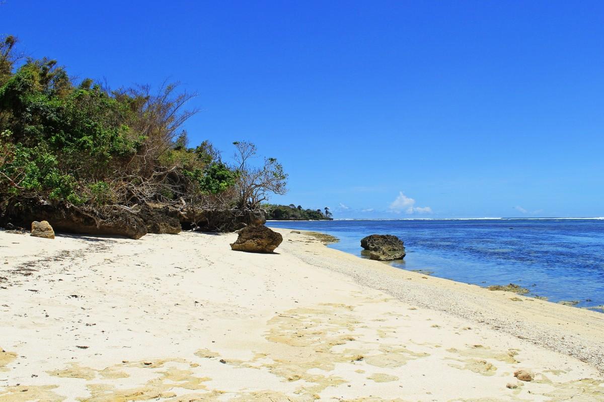 Pantai Ngagelan Menawan Banyuwangi Jawa Timur Kab