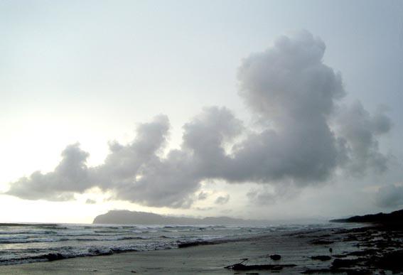 Pantai Ngagelan Xyde Terletak 7 Km Arah Barat Trianggulasi Kabupaten