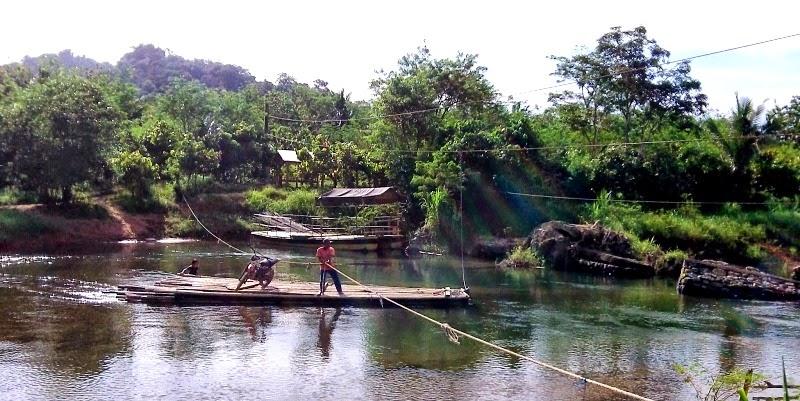 Pantai Sukamade Rumah Penyu Bertelur Taman Nasional Meru Betiri Menggunakan
