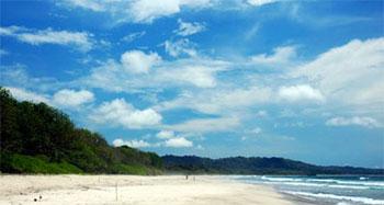 Pantai Trianggulasi Banyuwangi Tourism Lokasinya Tidak Jauh Pura Luhur Giri
