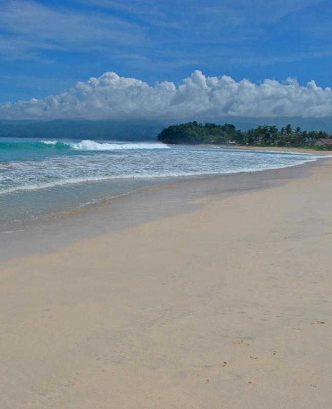 50 Pantai Indonesia 12 Palu Kuning Kab Banyuwangi