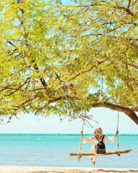 62 Tempat Wisata Banyuwangi Jawa Timur Terupdate Pantai Bama Palu