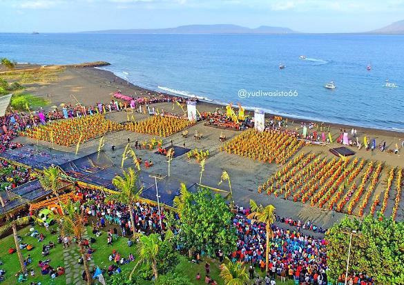 62 Tempat Wisata Banyuwangi Jawa Timur Terupdate Pantai Boom Palu