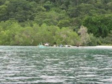65 Tempat Wisata Banyuwangi Terkenal Menarik Dikunjungi Pantai Perpat Palu