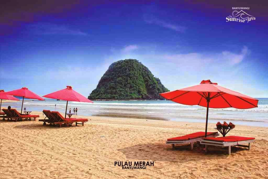 25 Info Lengkap Tempat Wisata Banyuwangi Pantai Parang Ireng Kab