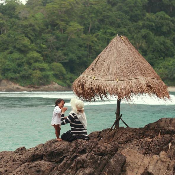 62 Tempat Wisata Banyuwangi Jawa Timur Terupdate Pantai Wedi Ireng