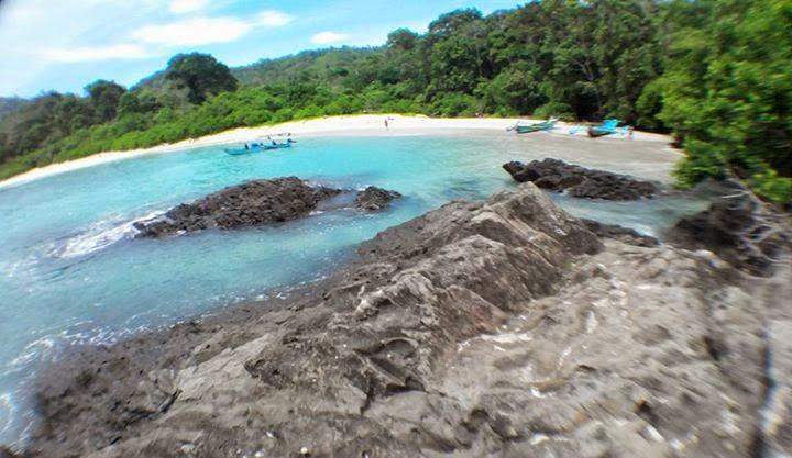 Agustus 2014 Banyuwangi Indahnya Wedi Ireng Pantai Parang Kab