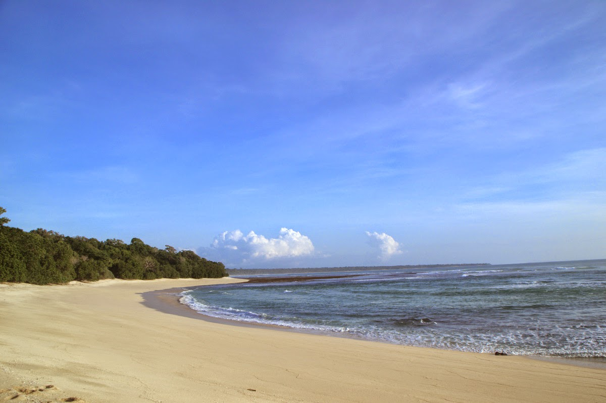 Journey Indonesia Land Banyuwangi Dsc 5284 Jpg Pantai Parang Ireng