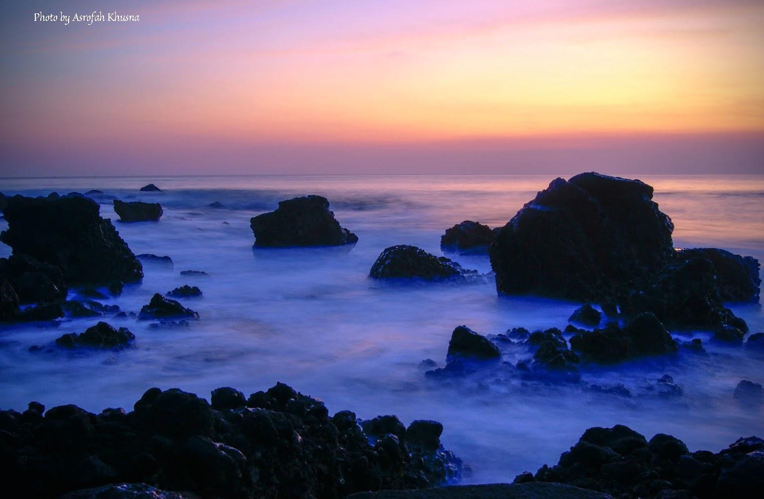Pantai Pancur Taman Nasional Alas Purwo Banyuwangi Top Karang Parang