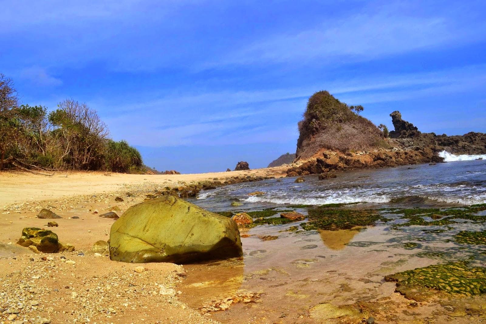 Pantai Parang Kursi Banyuwangi Ireng Kab