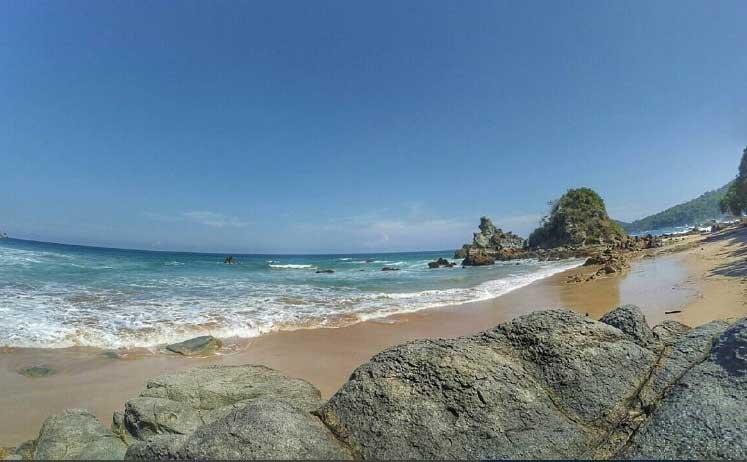 Tempat Wisata Banyuwangi Terbaru 2018 Indah Obyek Pantai Parang Ireng