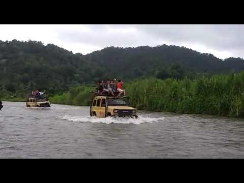 Perjalanan Extrim Menuju Pantai Sukamade Banyuwangi Kab