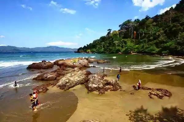 Traveling Wisata Pantai Rajegwesi Banyuwangi Sukamade Kab