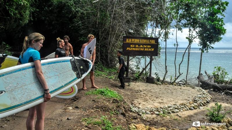 Triangle Diamond Sunrise Java Keindahan Wisata Pantai 6 Sukamade Kab