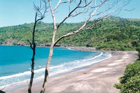 Triangle Diamond Sunrise Java Keindahan Wisata Pantai 7 Sukamade Kab