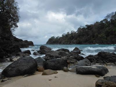 10 Gambar Teluk Hijau Kabupaten Banyuwangi Jawa Timur Tiket Masuk