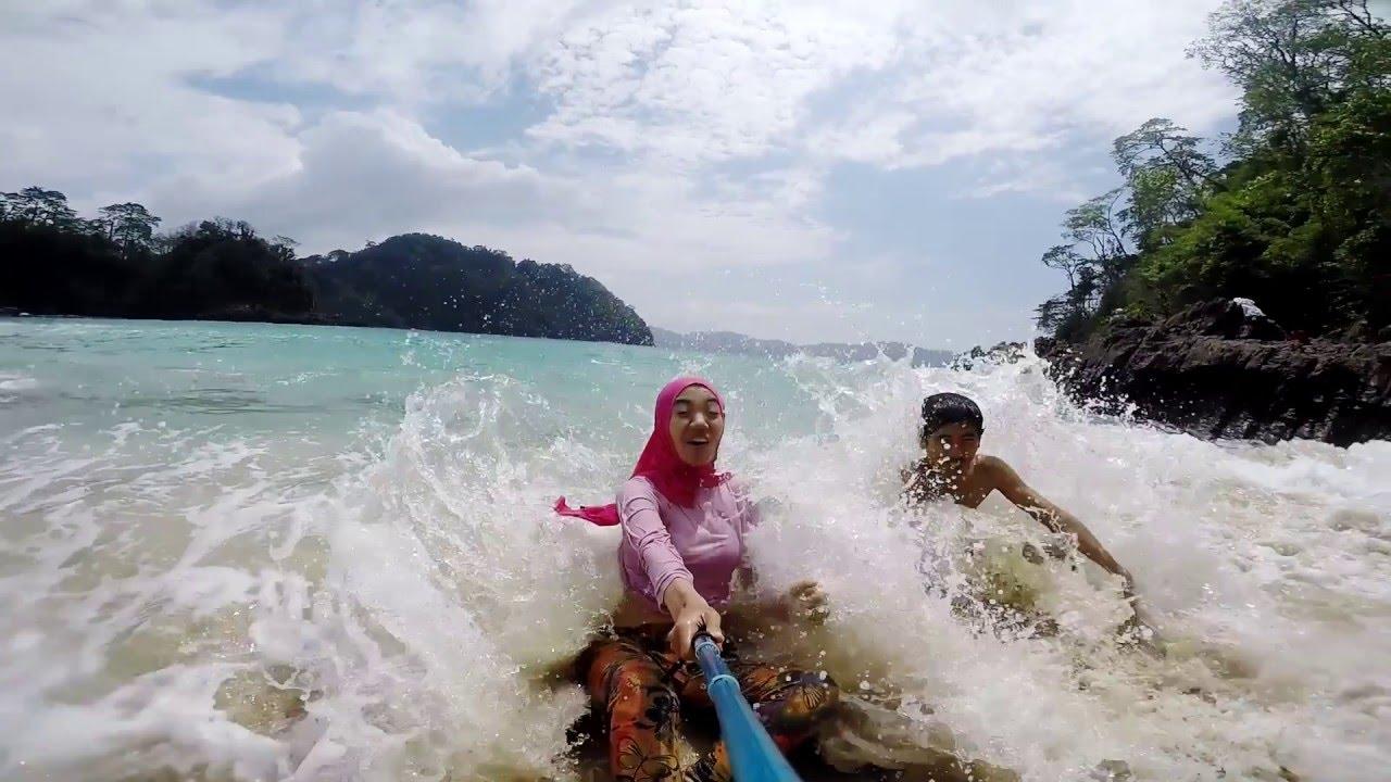 Indonesia Awesome Eps Pantai Teluk Hijau Green Bay Banyuwangi Kab