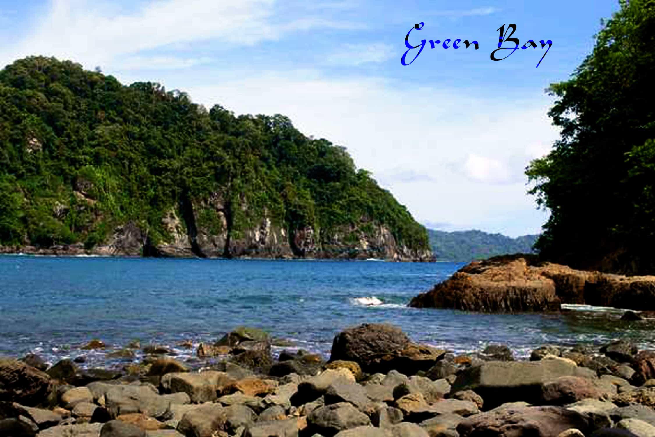 Manfaatkan Liburan Berkunjung Pantai Teluk Hijau Ul Lokasi Kab Banyuwangi