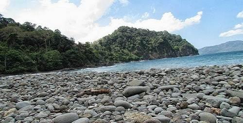 Mengintip Keindahan Pantai Teluk Hijau Banyuwangi Natural Ijo Kab