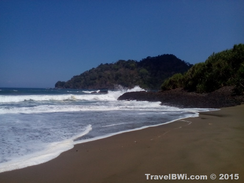 Teluk Hijau Green Bay Banyuwangi Jawa Timur Wisata Tour Pantai