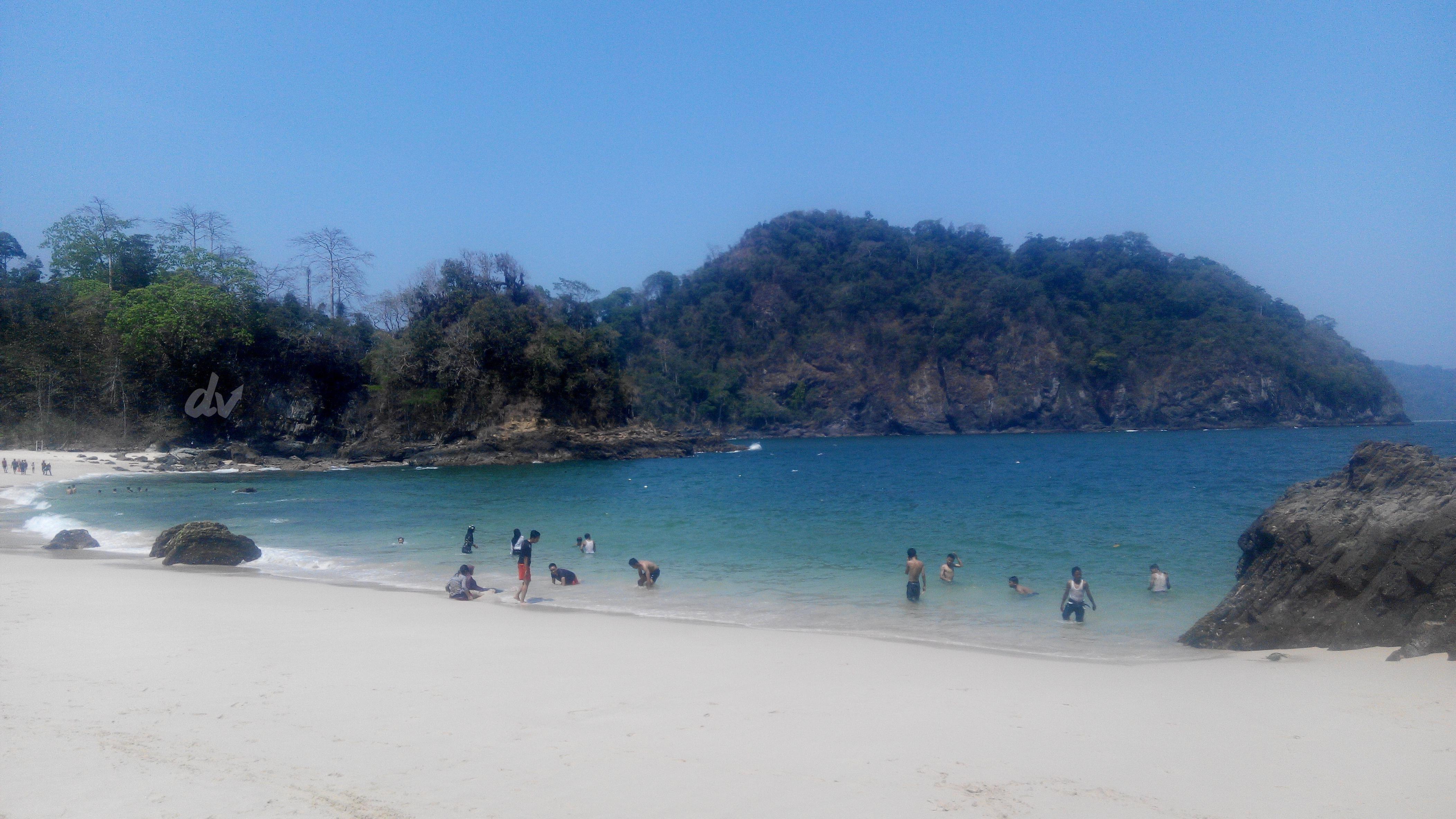 Teluk Hijau Green Bay Versi Banyuwangi Daily Voyagers Pantai Kab