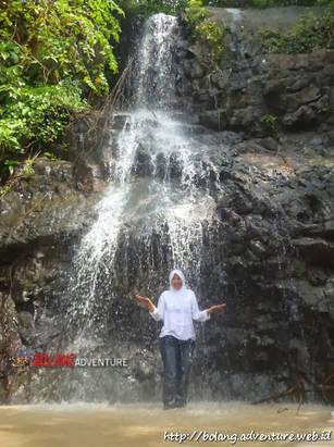 Wisata Teluk Hijau Banyuwangi Air Terjun Pantai Kab