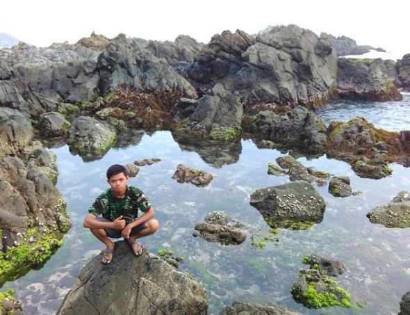 62 Tempat Wisata Banyuwangi Jawa Timur Terupdate Pantai Parang Kursi