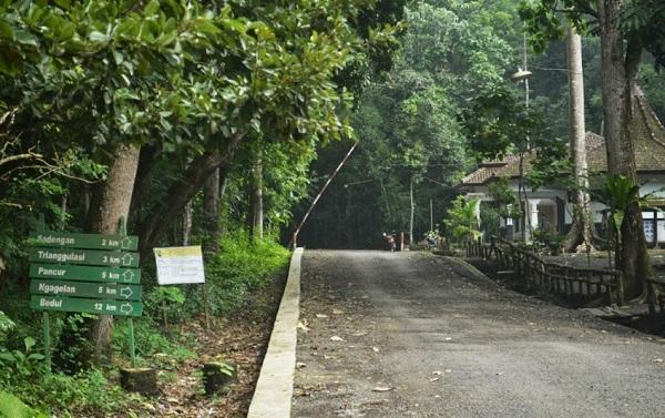 Lokasi Pantai Trianggulasi Banyuwangi Terletak Taman Nasional Jalan Menuju Foto