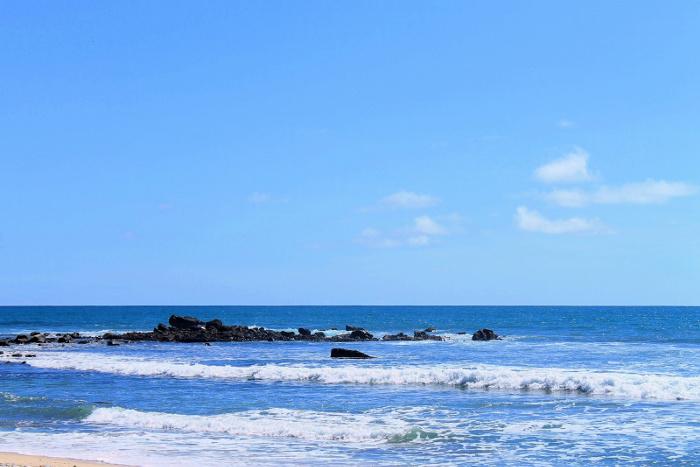 Lokasi Pantai Trianggulasi Banyuwangi Terletak Taman Nasional Jam Buka Harga