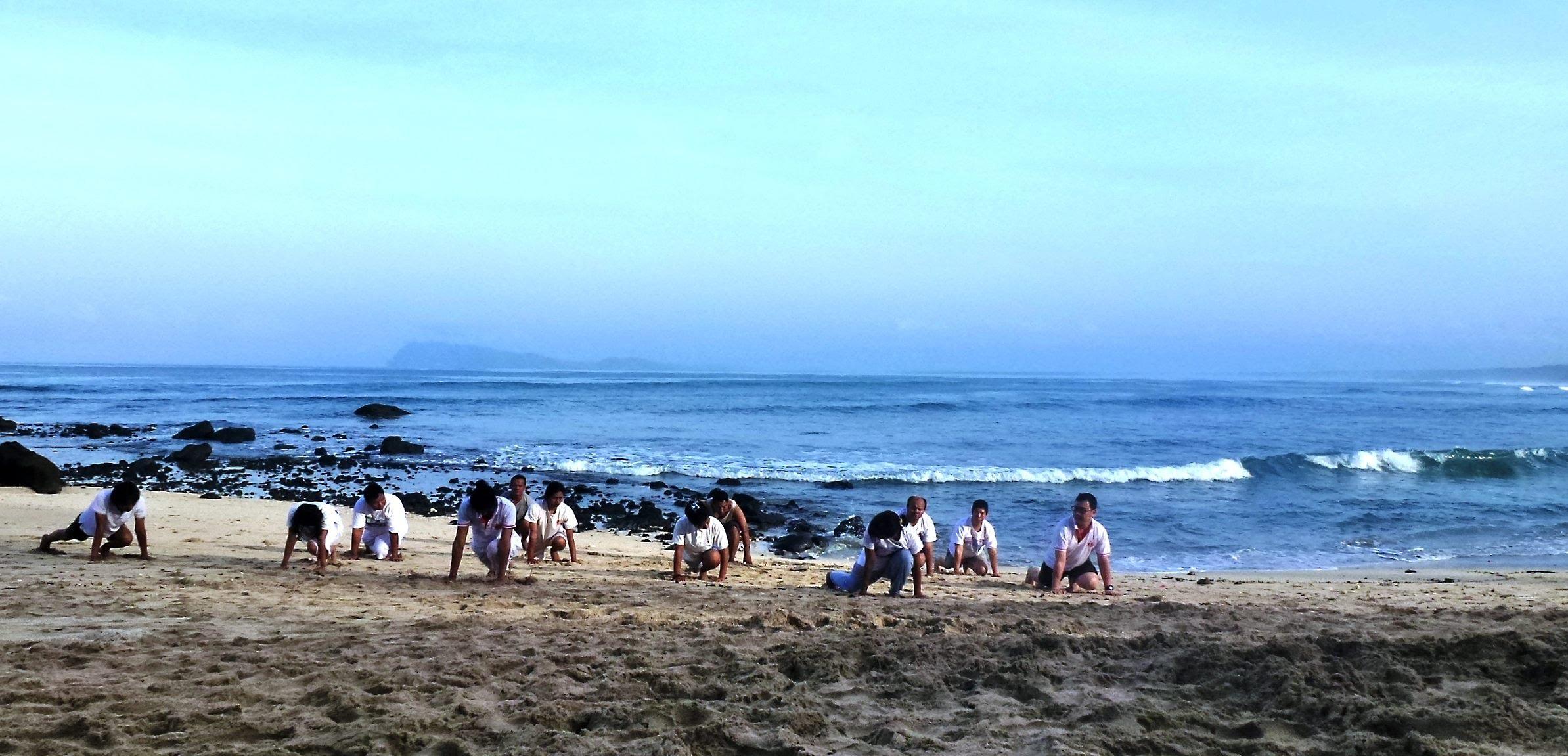 Pagi Pantai Pancur Alas Purwo Youtube Trianggulasi Kab Banyuwangi
