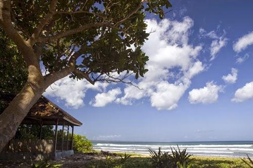 Pantai Trianggulasi Banyuwangi Bagus Keindahan Kab