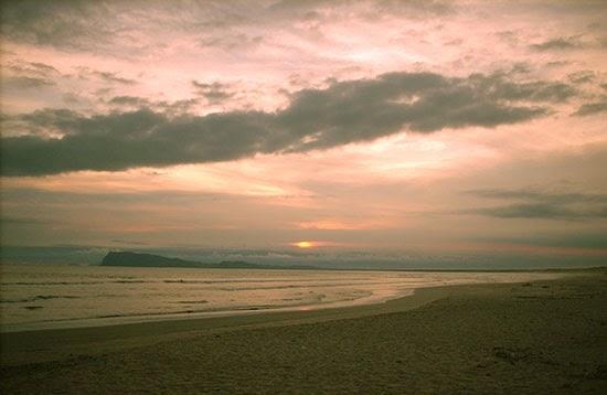 Pantai Trianggulasi Banyuwangi Bagus Taman Nasional Alas Purwo Kab